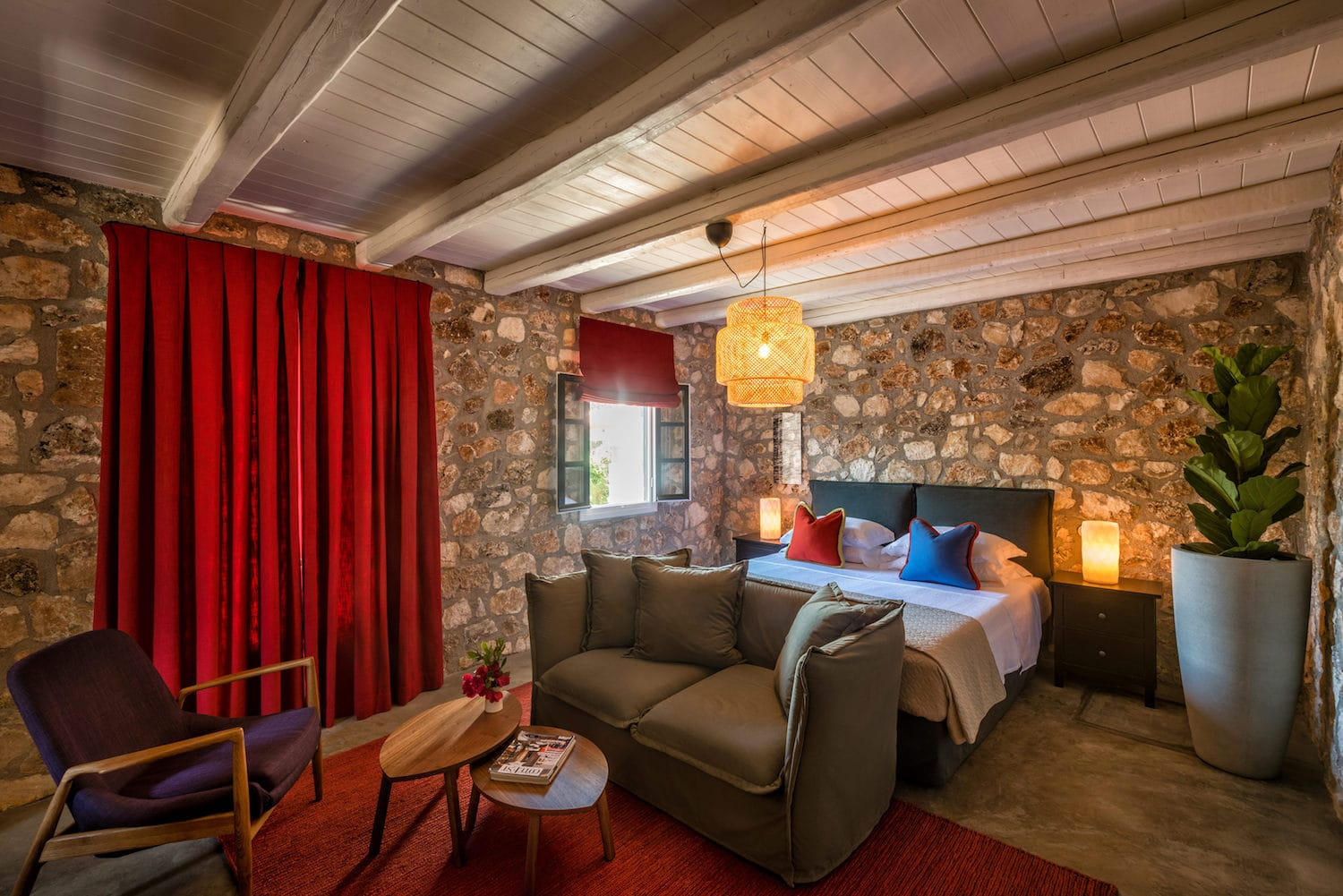 Northpoint rooms in Kefalonia
